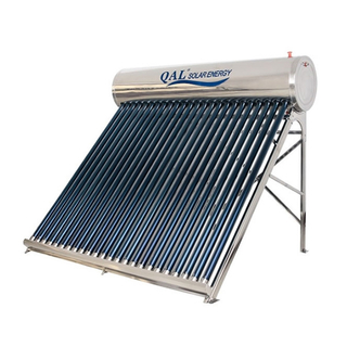 Non-pressurized solar water heater(Stainless Steel)